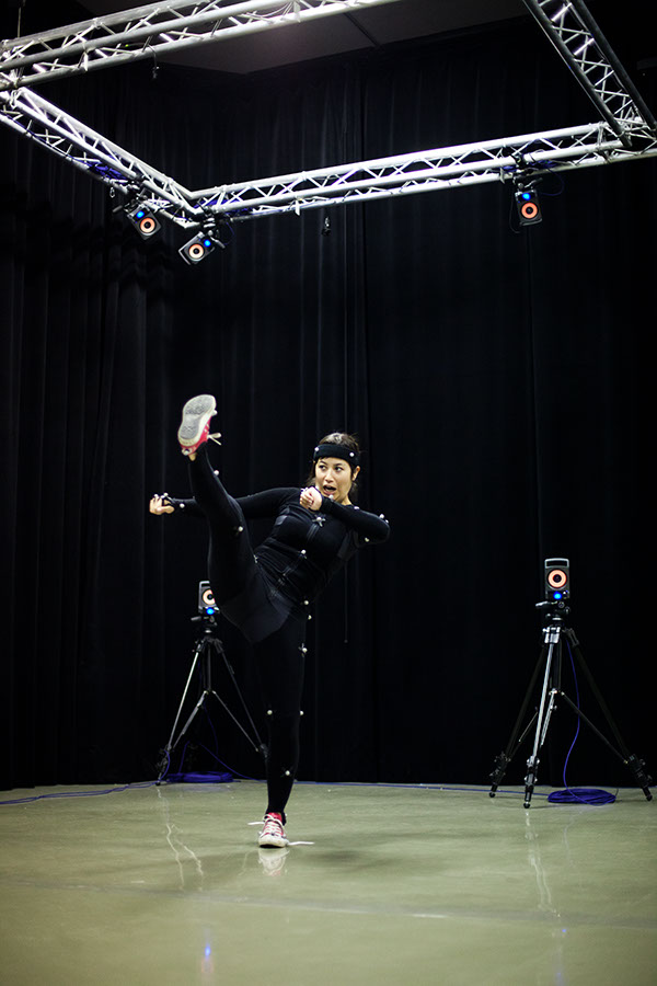 Motion Capture with Vicon