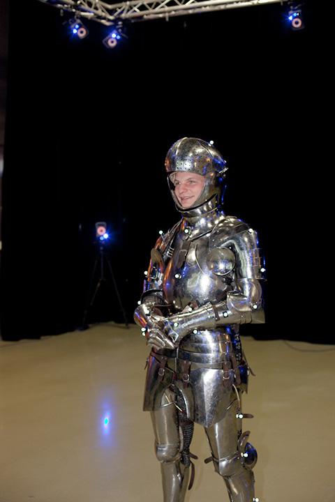 Daniel - The Knight