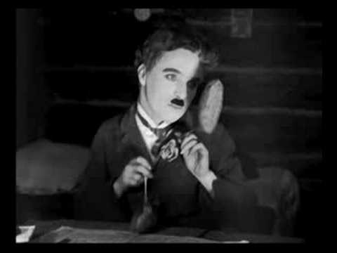 Bread mocap – A tribute to Charlie Chaplin