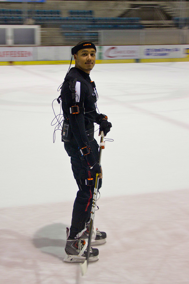 Hockey Mocap