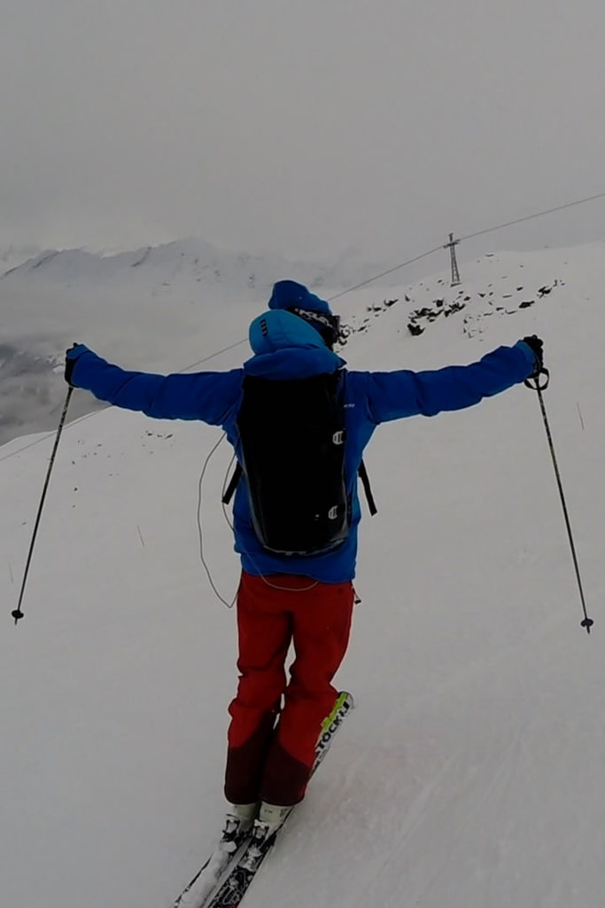 Ski Mocap