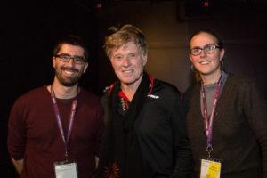 Robert Redford Sundance 2016