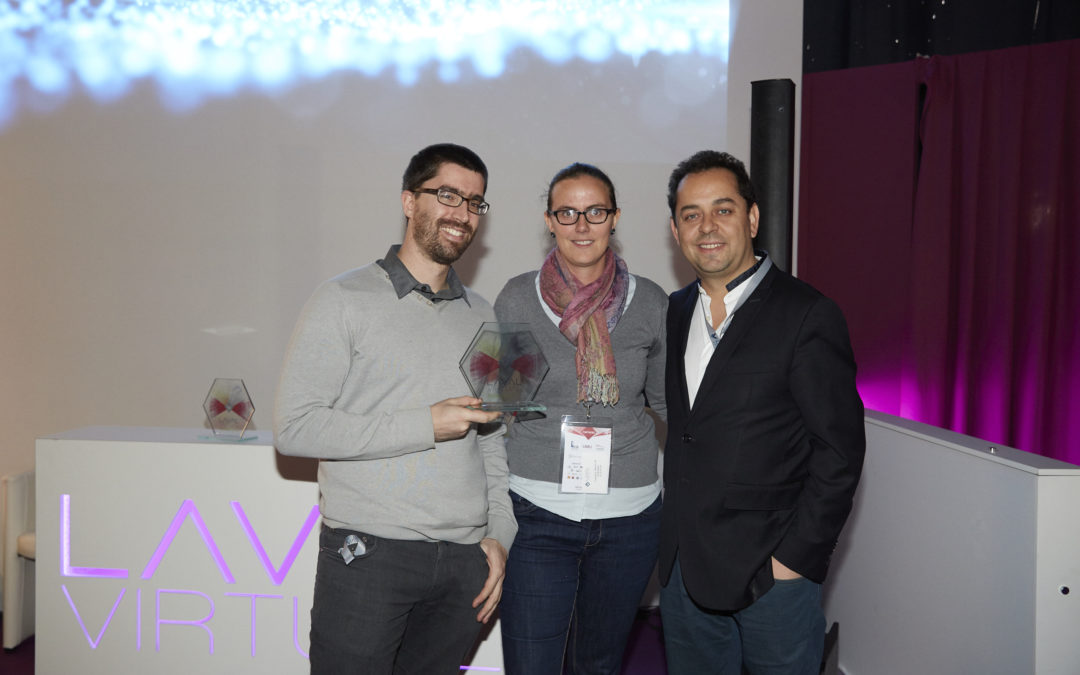 Laval Virtual Award 2016