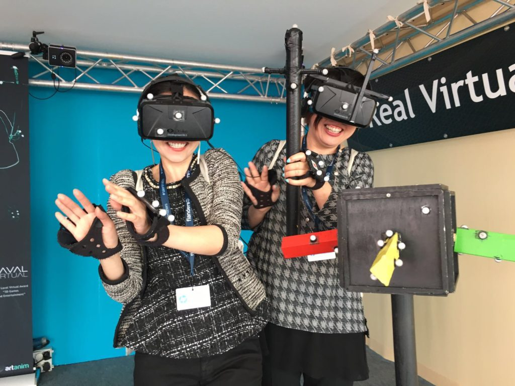 Real Virtuality at Cannes Festival 2016