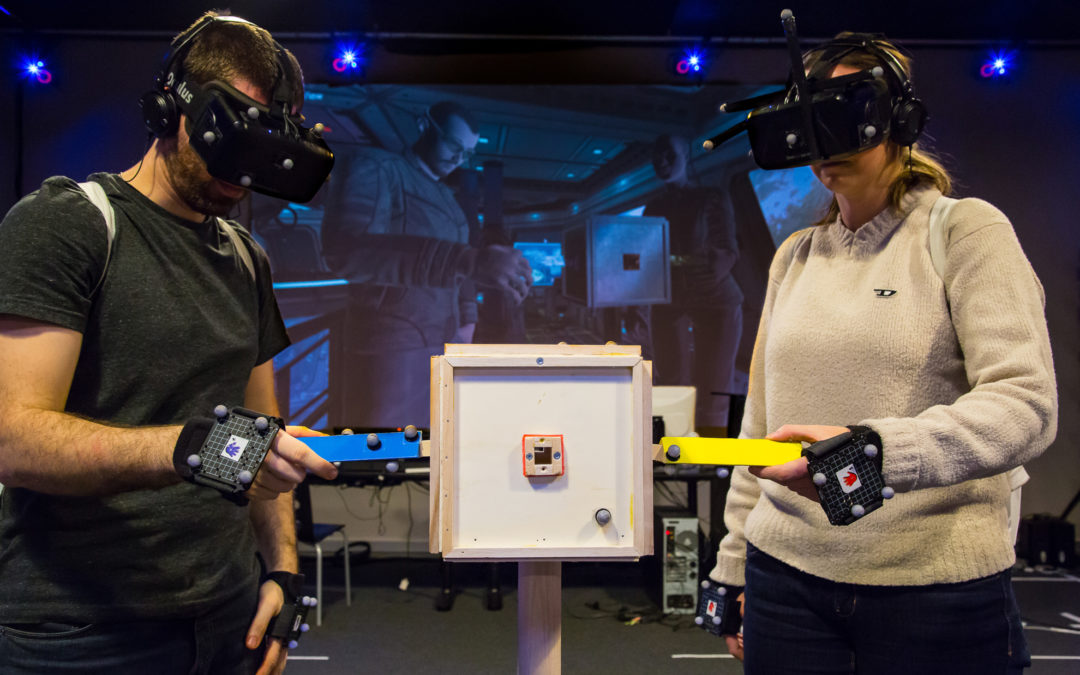 Real Virtuality takes the next step with Dreamscape Immersive