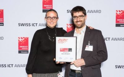 Swiss ICT Award 2017