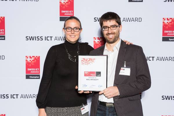 Swiss ICT Award 2017