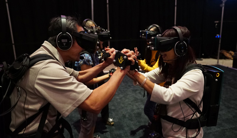 VR_I @ Sundance