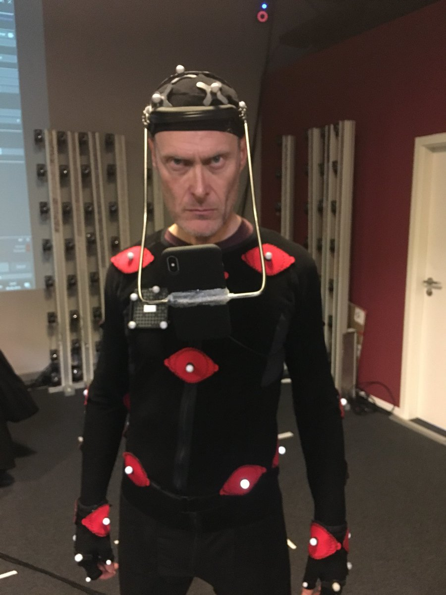 Mocap with iPhone X