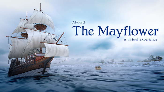 Aboard The Mayflower